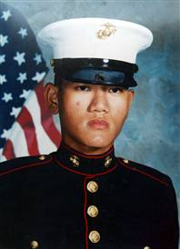 Army Staff Sgt. & Marine Anthony Lagman