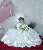 Sugar Bush Squirrel as June Bride