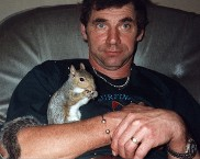 Tom & Cyril the English Squirrel